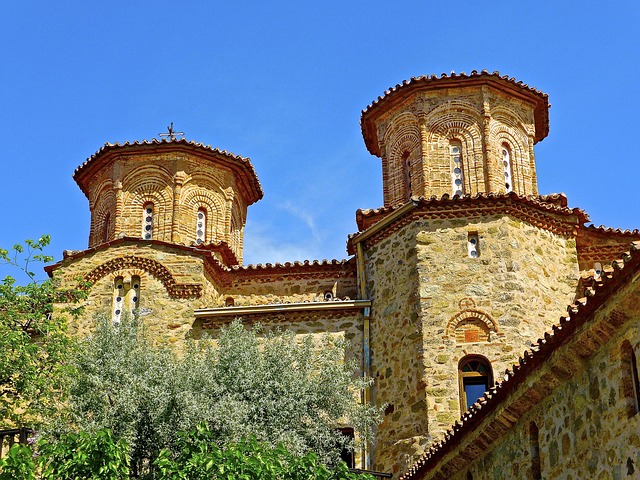 Turrets, Church, Mosque, Towers, Architecture, Religion