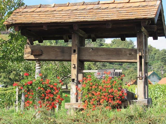 Wine Press, Wood Press, Most Press