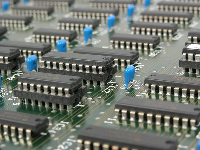 Mother Board, Electronics, Computer, Board, Components