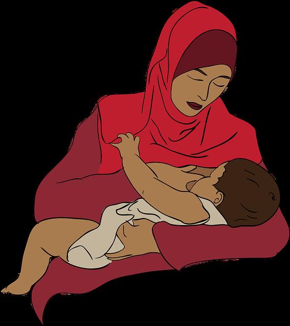 Breast-feeding, Motherhood, Mother, Breast, Milk, Child