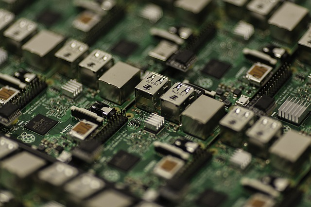 Usb, Technology, Computer, Microchip, Motherboard, Pc