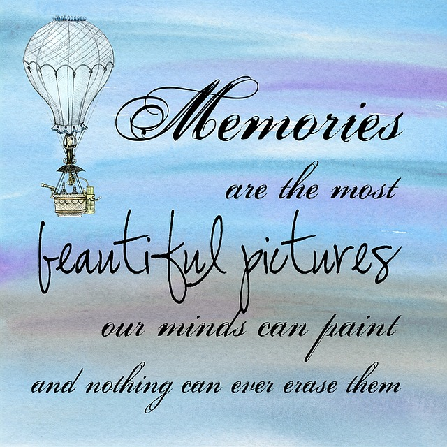 Motivational, Poster, Memories, Sentiment, Decoration