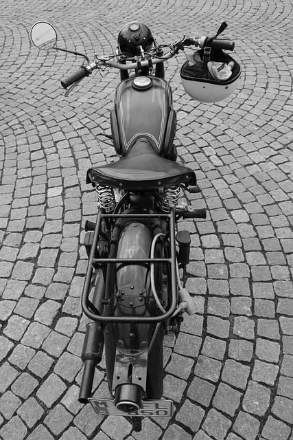 Moped, Moto, Bicycle, Oldtimer, Vehicle