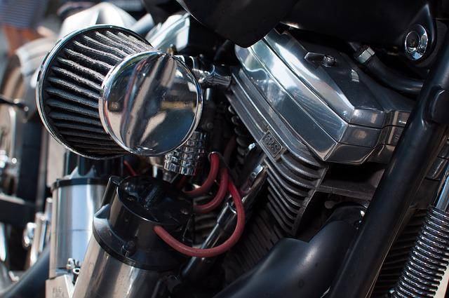 Exceptional Air Filter, Harley Davidson, Motor, Motorcycle