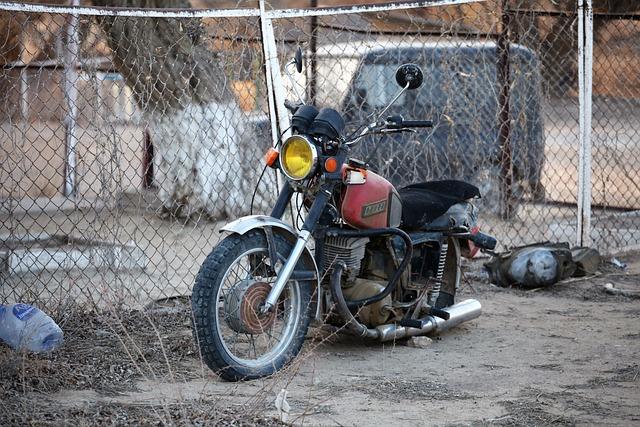 Vehicle, Motorcycle, Motorbike, Motor