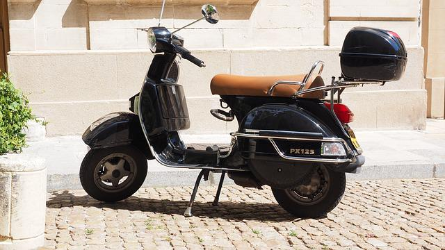 Roller, Motor Scooter, Vehicle, Motorcycle