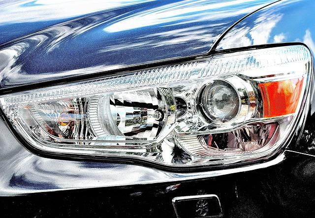 Spotlight, Light, Blinker, Auto, Motor Vehicle