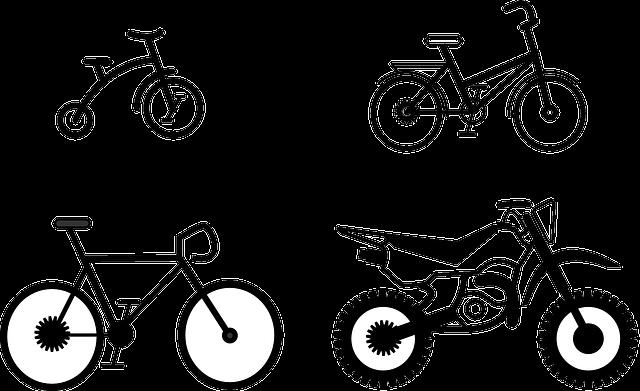 Bicycle, Bike, Speed, Tricycle, Motorbike, Pictogram