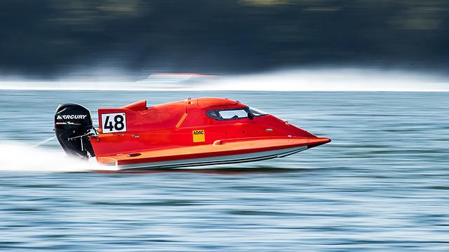 Powerboat, Motorboat Race, Race, Water Sports, Sport