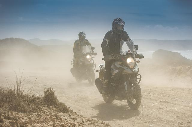 Adventures, Desert, Travel, Motorcycle, Trail