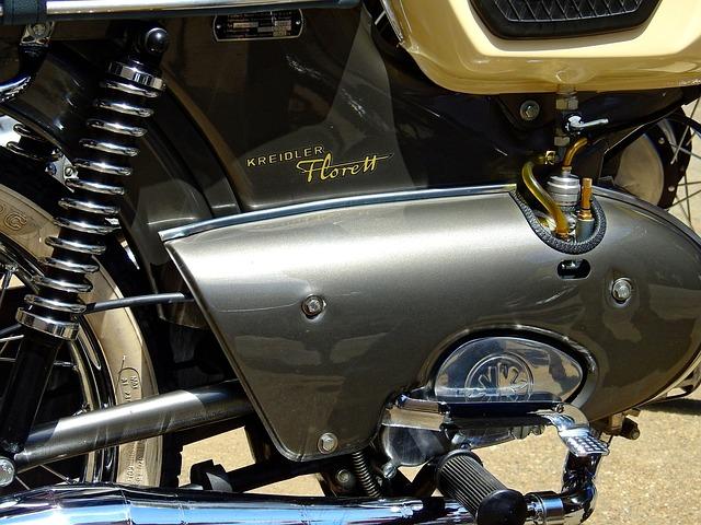 Old, Past, Antique, Nostalgia, Motorcycle