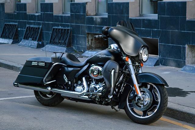 Harley Davidson, Motorcycle, Bike, Bikers, Transport