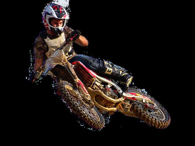 Motocross, Whip, Dirtbike, Rider, Motorcycle, Honda