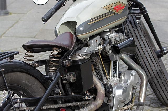 Motorcycle, Harley Davidson, Motorcycle Engine