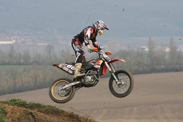 Motocross, Motorcycle, Sport, Motorcycle Sport, Race