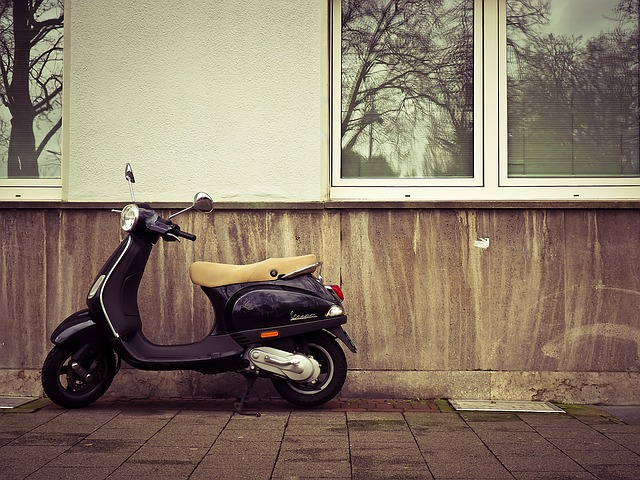 Roller, Motor Scooter, Vehicle, Motorcycle, Vespa