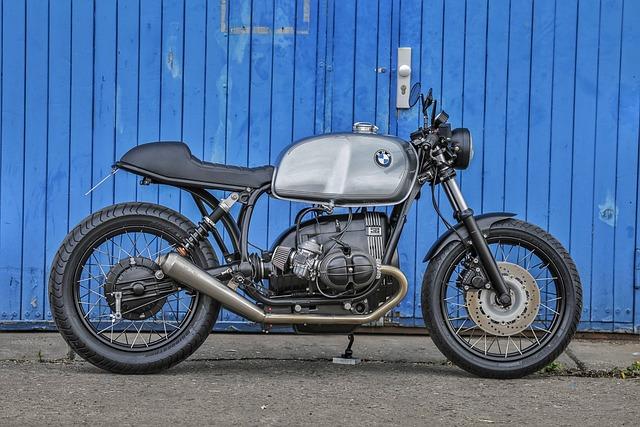 Motorcycle, Grey, Motorcycles, Bmw, Motorsport, Motor