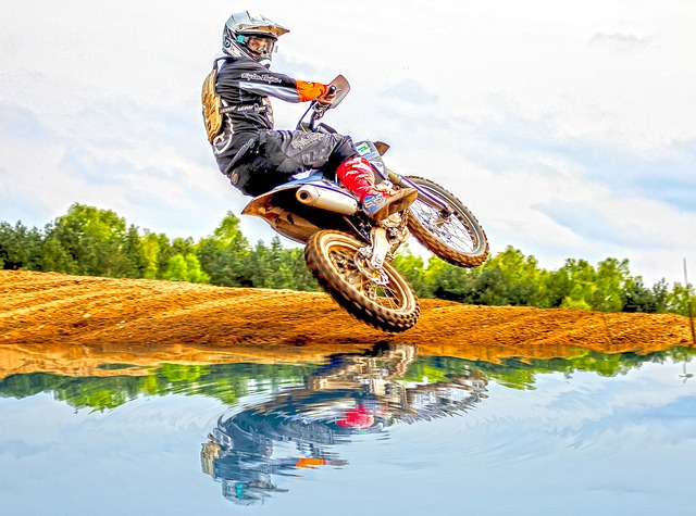 Motocross, Motorcycle, Motorsport