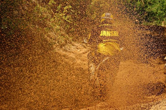 Sand, Motocross, Dirtbike, Motorcycle, Motorsport