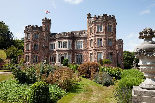 Mount Edgcumbe House, Manor House, Country House