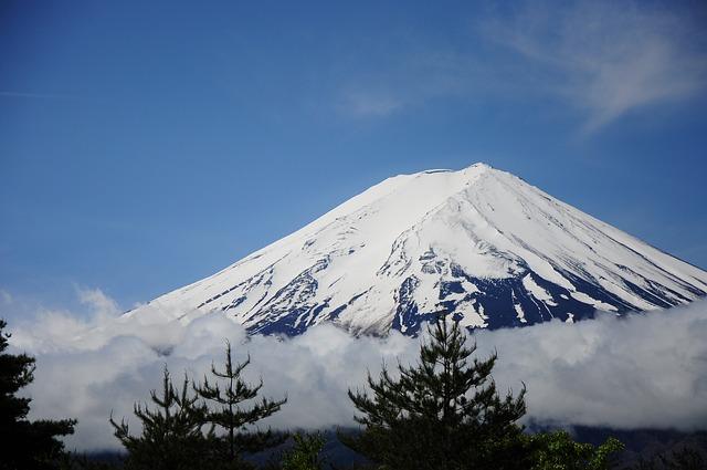 Mount Fuji, Landscape, Fuji, Nature, Sky