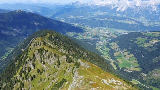 Krüger Tines, Mountain, Alpine, Schladminger Tauern