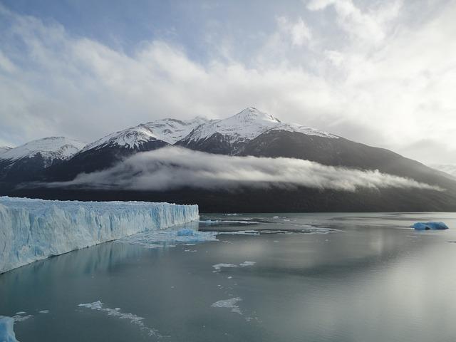 Glacier, Perito Moreno, Argentina, Patagonia, Mountain