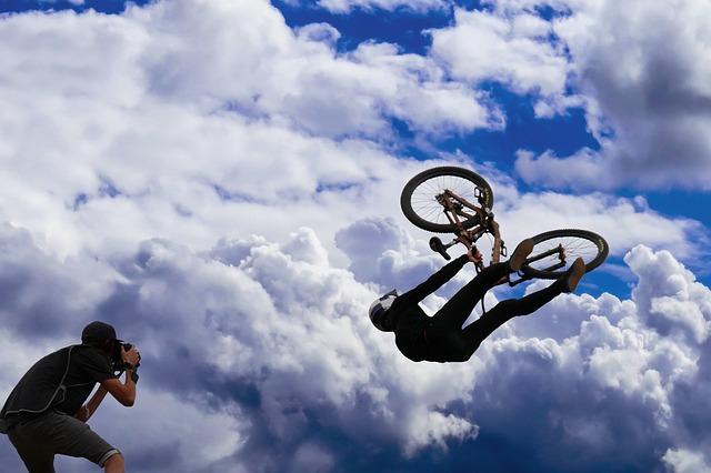 Sport, Bike, Mountain Bike, Cycling, Transalp, Drive