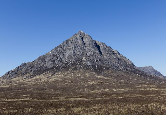Glencoe, Scotland, Highlands, Mountain, Scenery