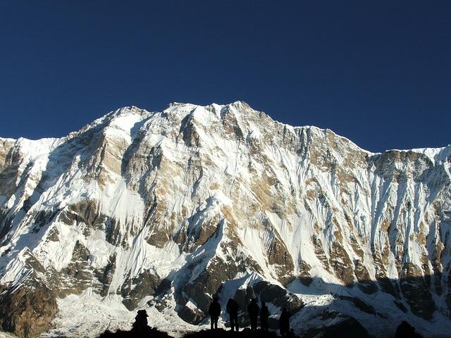 Annapurna, Mountain, Himalayas, Mountain-climbing