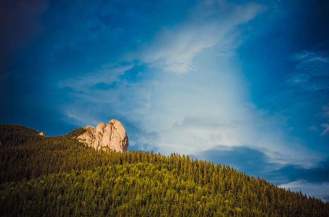 Sky, Nature, Outdoors, Landscape, Panoramic, Mountain