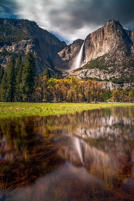 Water, Landscape, Travel, Scenic, Mountain, Outdoors