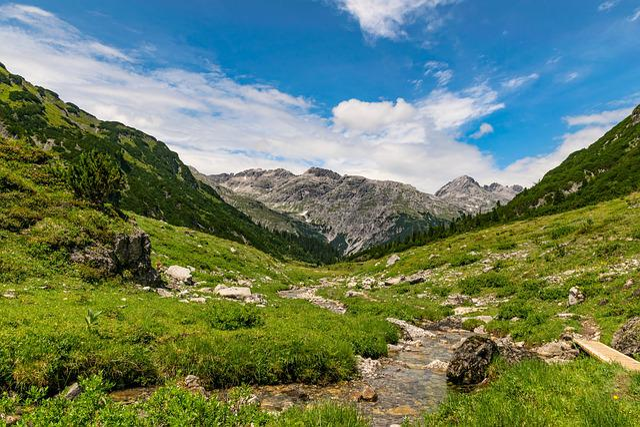 Lech, Arlberg, Mountain, Mountains, Landscape, Nature