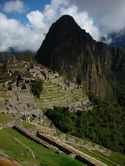 Mountain, Machu Pichu, Inka, Civilization, Peru