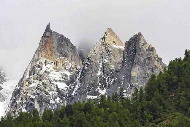 Mountain, Nature, Mountain Peak, Rock, Panoramic