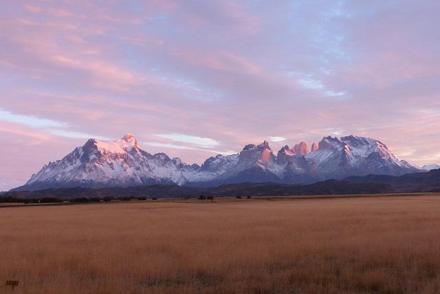 Mountain, Landscape, Sky, Panorama, Travel, Dawn