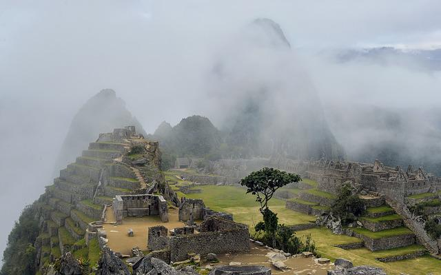 Fog, Hill, Landscape, Mist, Mountain, Outdoors, Peru