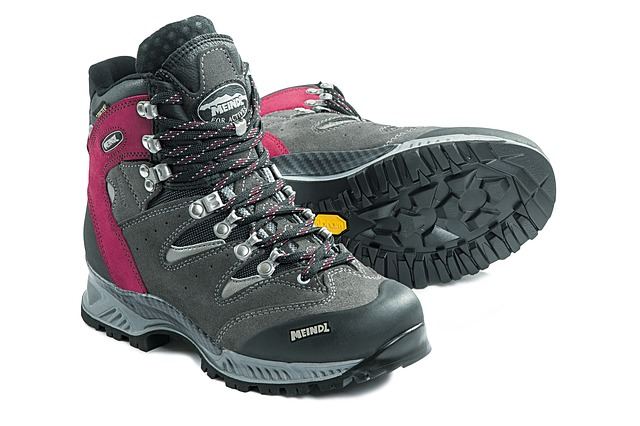 Shoe, Mountain Shoe, Hiking Shoes, Sport, Hiking, Red