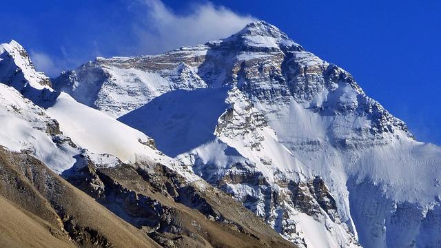 Snow, Mountain, Winter, Mountain Summit, Ice