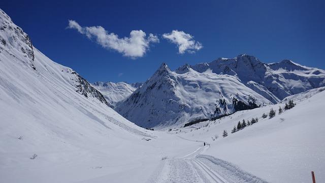 Snow, Winter, Mountain, Cold, Mountain Summit, Ice