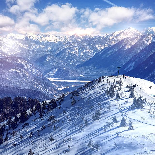 Snow, Mountain, Winter, Mountain Summit, Cold