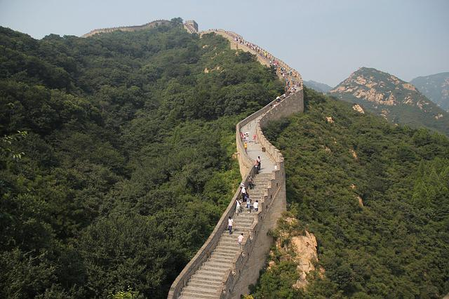 The Great Wall, The Majestic, Mountain