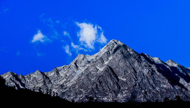 Nature, Panoramic, Mountain, Travel, Landscape, Sky