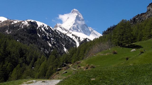 Matterhorn, Mountain, Zermatt, Alpine, Valais