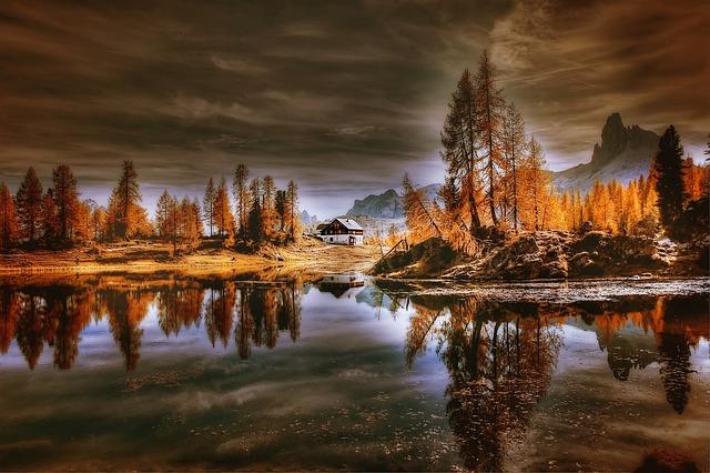 Dolomites, Mountains, Italy, Alpine, Nature, View