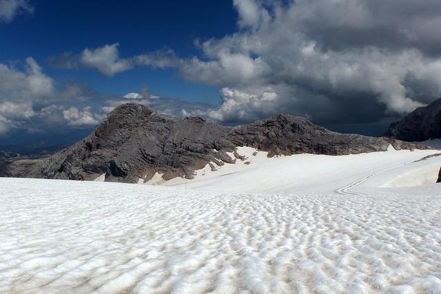 Snow, Mountains, The Glacier, Landscape, Nature, Alpine
