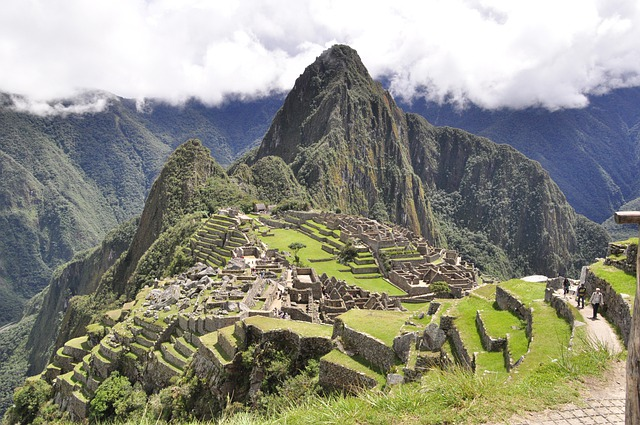 Peru, Andes, Mountains, Heaven, Machu Picchu, Inca