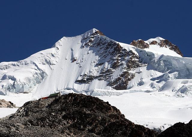 Huana Potosi, Bolivia, Mountains, Andy