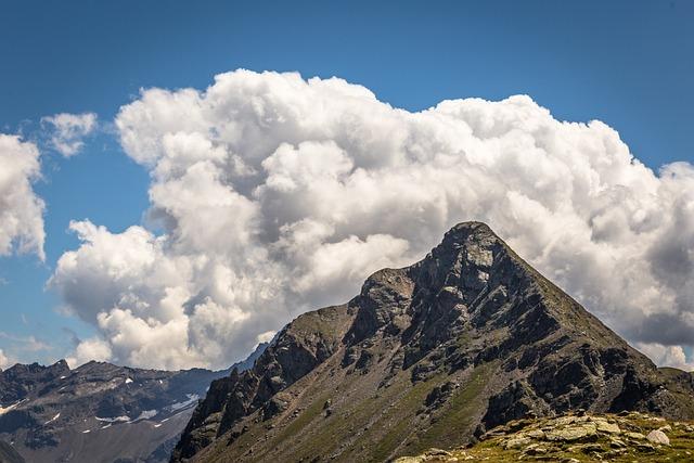 Mountains, Switzerland, Bernina, Outdoors, Landscape