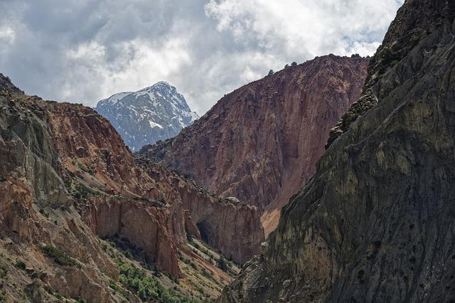 Tajikistan, Hissargebirge, Mountains, Province Of Sughd